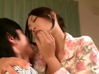 Hot Bustyjapanese Mom With Sonny
