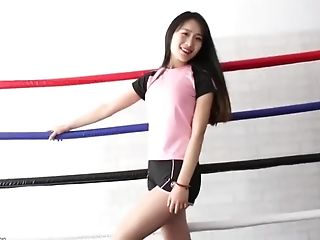 Asian Female Boxing Br06 Sample