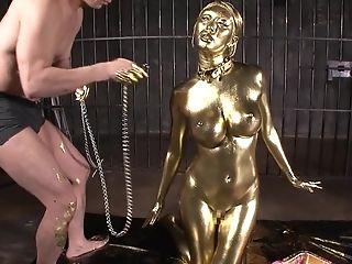 Sexy Gold Kink - Cosplayinjapan