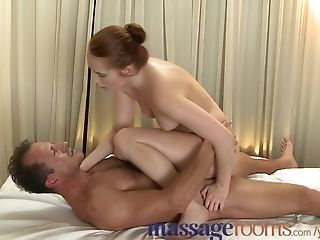 Rubdown Rooms Taut Teenager Damsels Take Oily Big Dicks And Get Internal Ejaculation Special