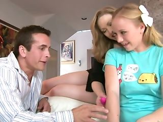 Tracey Sweet Is A Slightly Legal Babysitter With Appetite For