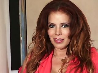 Nicky Ferrari Is A Torrid Cougar And Her Dick Railing Abilities Are Awesome