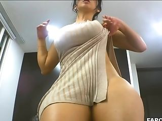 Beautiful Sexy Honey Gets Horny And Wild While Filming Herself Infront Of Her Webcam