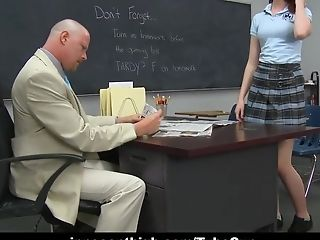 Exotic Sex Industry Star Alana Rains In Best School, Hd Adult Vid