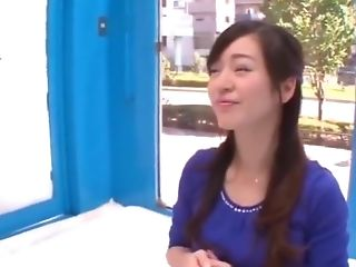 Sensational Japanese Model In Check Jav Movie, Check It