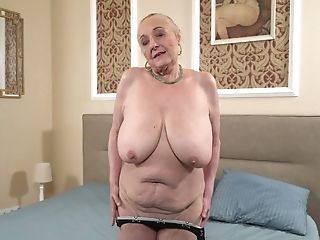 Used Puckered Old Whore Sila Gets Her Matures Cunt Fucked Rear End Style