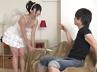 Fabulous Japanese Model Maria Kotobuki In Incredible Jav Uncensored Costume Play Vid