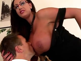 Horny Porn Industry Star Emma Butt In Exotic Big Tits, Brazilian Intercourse Clip
