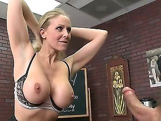 Julia Is A Very Sexy And Knowledgeable Woman Who Is Famous Around Town For Her Private Classes She Instructs One Night A Week At A Local Adult Center