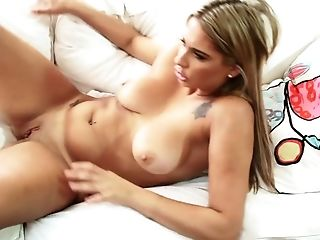 Beautiful Chick Alex Carter Hooks Up With One Horny Neighbor
