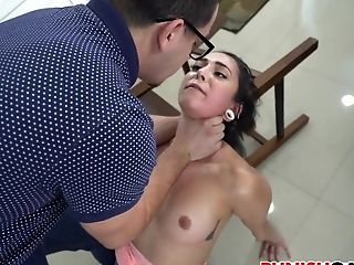 Corded Malina Mars Gets Drilled