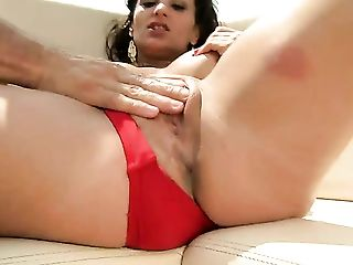 Brown-haired Tart Valentina Cruz With Gigantic Breasts Cant Fight Back Fuck Buddys Hard Dick